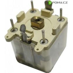 ladiaci kondenzátor TSL 2x350pF
