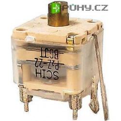 ladiaci kondenzátor TSL 2x170pF