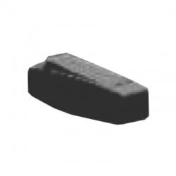 vypínač káblový prieb.3251-01910 čierny
