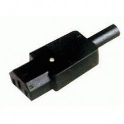 napájacia zásuvka na kábel,230V