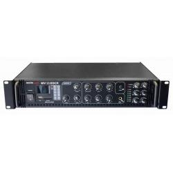 zosilňovač MV1100CR 60W/100V MP3