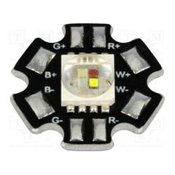 led RGBW 10W 140 st. PC8N-10LTS-C