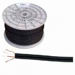 kábel tienený 2x4mm