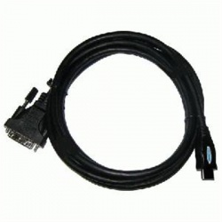 kábel KP060-1,8 Káb.DVI-HDMI 1,8m