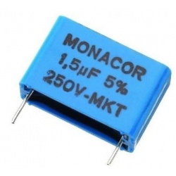 kondenzátor fóliový LSC-27R 2.7µF
