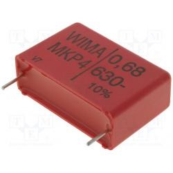 Kondenzátor fóliový 680n/630V