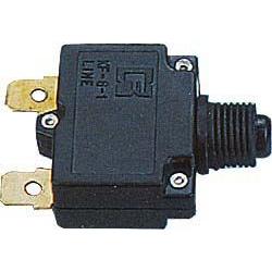 prúdový istič 230V/10A k montáži do otvoru