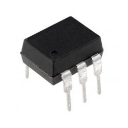 optotriak MOC 3041 SSR+ZCD 7,5kV 400V 15mA