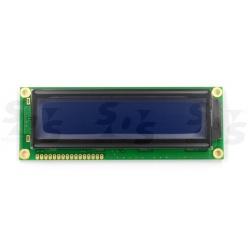 displej LCD BC1602EBNHEH