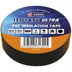 páska izol.PVC 15/10 čierna