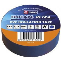 páska izol.PVC 15/10 modrá