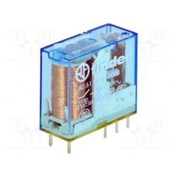 relé 4061 12VDC 16A 1c