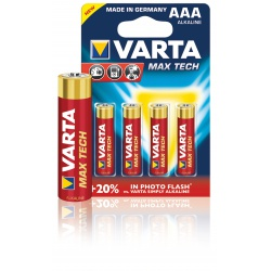 Batéria Varta  4703/4 R03NEW