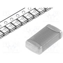 kondenzátor SMD 1206 10uF/25V