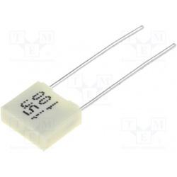 Kondenzátor fóliový 15nF/100V RM5