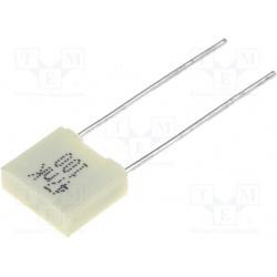Kondenzátor fóliový 47nF/100V RM5