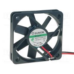 Ventilátor 50x10 12VDC VAPO