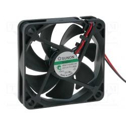Ventilátor 60x15 12VDC VAPO