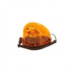 maják magnetický oranžový 12V oválny