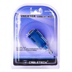 kábel KP160-2 USB 2.0-RS232 konvertor