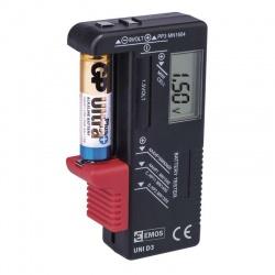 Tester batérií MW322 univers.