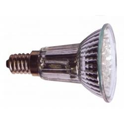 žiarovka 21-LED E14 /tep.sv./ PAR16 230V