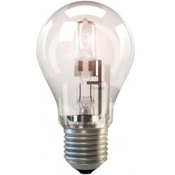 žiarovka ECO HAL CLAS E27/53W A55