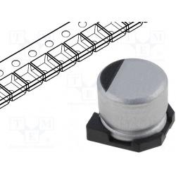 konenzátor elektrolytický 100uF/16V elyt 105C SMD