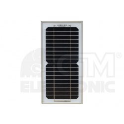 fotovoltaický solárny panel 9V/5W/0,56A