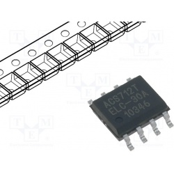 Hallov senzor ACS712ELCTR30AT