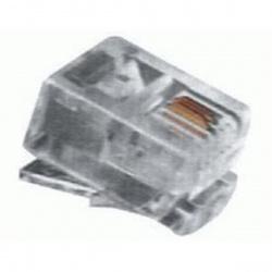 TK009 Te.zástrč.modul.6P2C