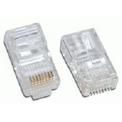 TK012 Tel.zástrč.8P8C/RJ45/-drôt