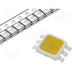 LED Biela teplá 500mW  LL-HPR5050W6C