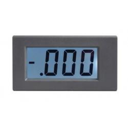 merací prístroj WPB5035 ampérmeter panelový 19,99A