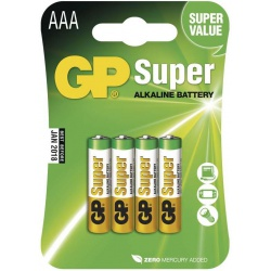 batéria GP 24A R03 BL