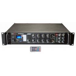 zosilňovač 6-zónový s USB a rádiom MV8300CR