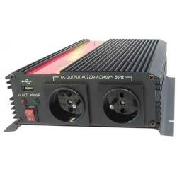 menič 12V/230V 1600W CARSPA