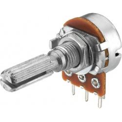 potenciometer VRA-100M1000 log.