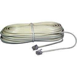 kábel telefónny10 (6P4C)