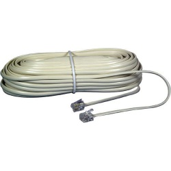kábel telefónny 20m (6P4C)