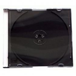 obal na CD Slim CASE čierny