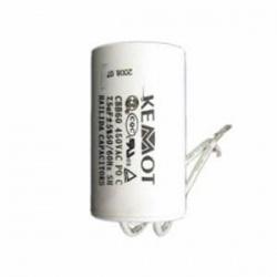 rozbehový kondenzátor 10uF/450V