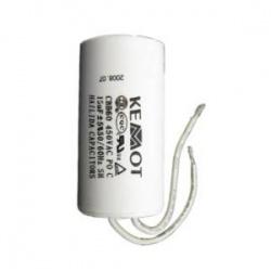 rozbehový kondenzátor 15uF/450V