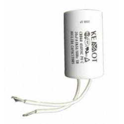 rozbehový kondenzátor 20uF/450V